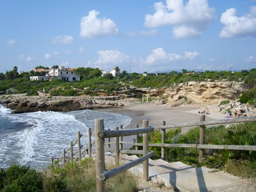 Picture of SANT JORDI (SAND BEACH)