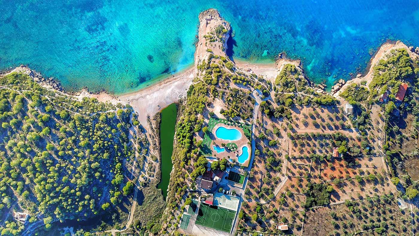 Camping Ametlla de Mar